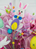 Bunny & Egg Parade Wreath