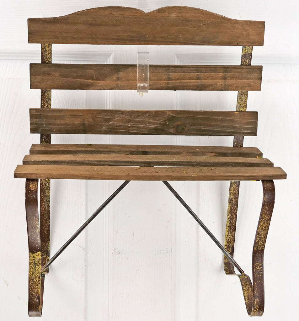 Brilliant Wood Bench Decor With Florals Milanddil Designs Alphanode Cool Chair Designs And Ideas Alphanodeonline