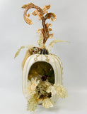 Gilded Pumpkin Arrangement