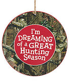 Mossy Oak Ornament