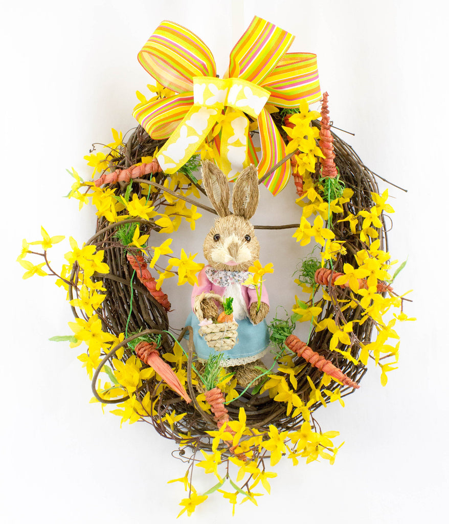 Bunny Rabbit Wreath