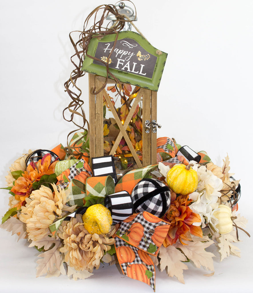 Fall Lantern Surround