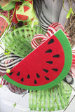 Watermelon Summer Wreath