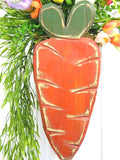 Carrot Wall Hanger