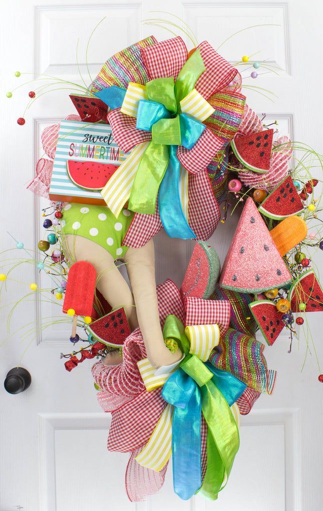 Summertime Wreath