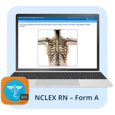 NCLEX RN Simulation Pretest