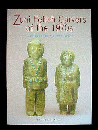Zuni Fetish Carvers of the 1970's