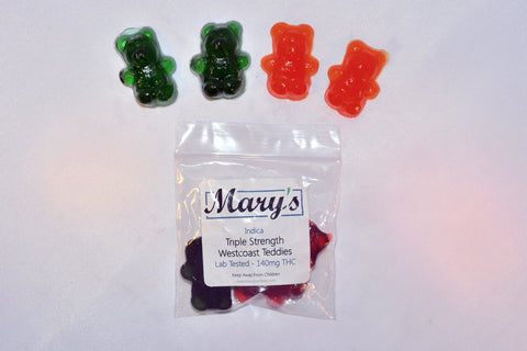 Edible - Mary's Gummy Bears