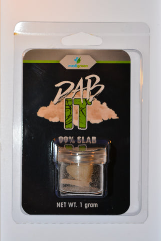 """Dab It"" CBD Isolate 1g"
