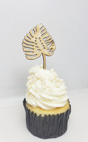 Cake toppers - Botanical Collection