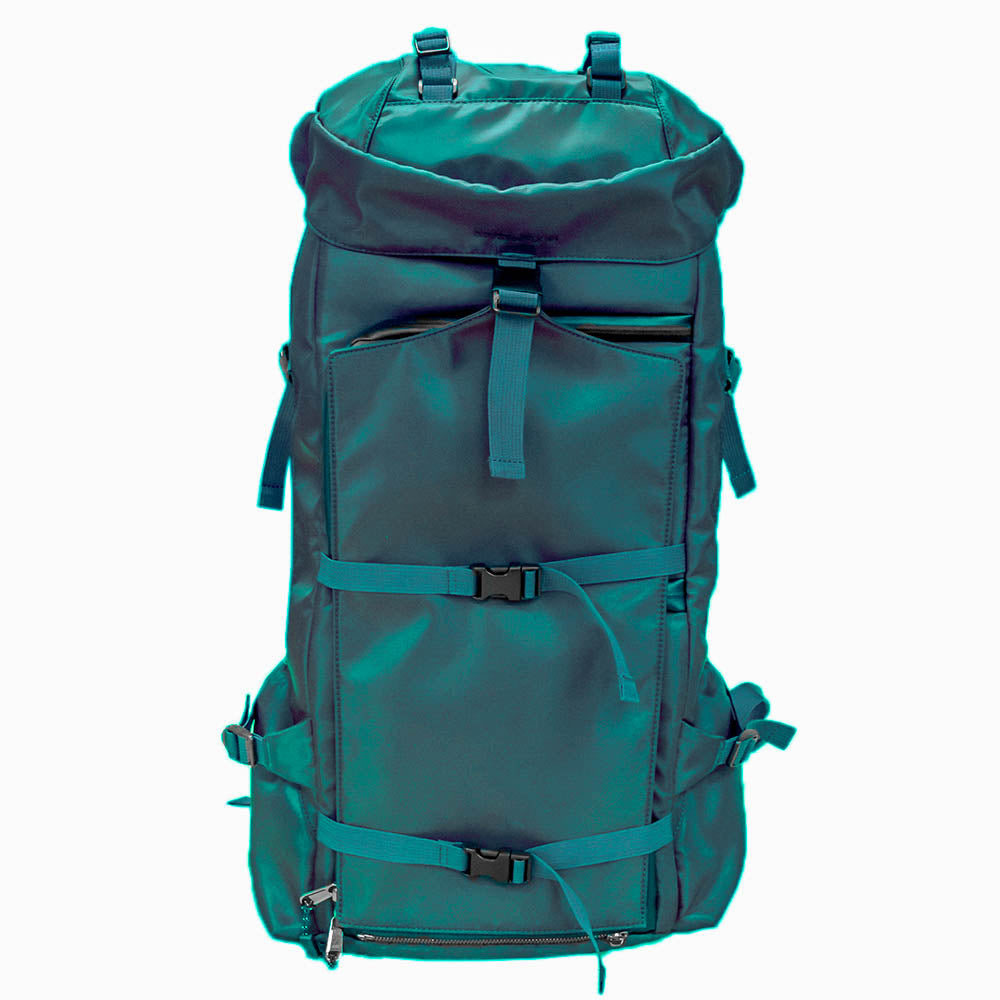 CLEARANCE - Teal- Photographer Travel Rucksack