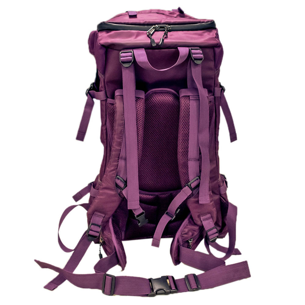 CLEARANCE -Plum- Photographer Travel Rucksack