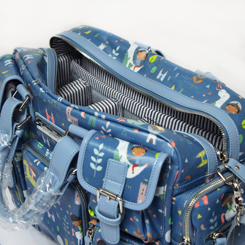 Dragons and Unicorns Diaper Bag - Evermore