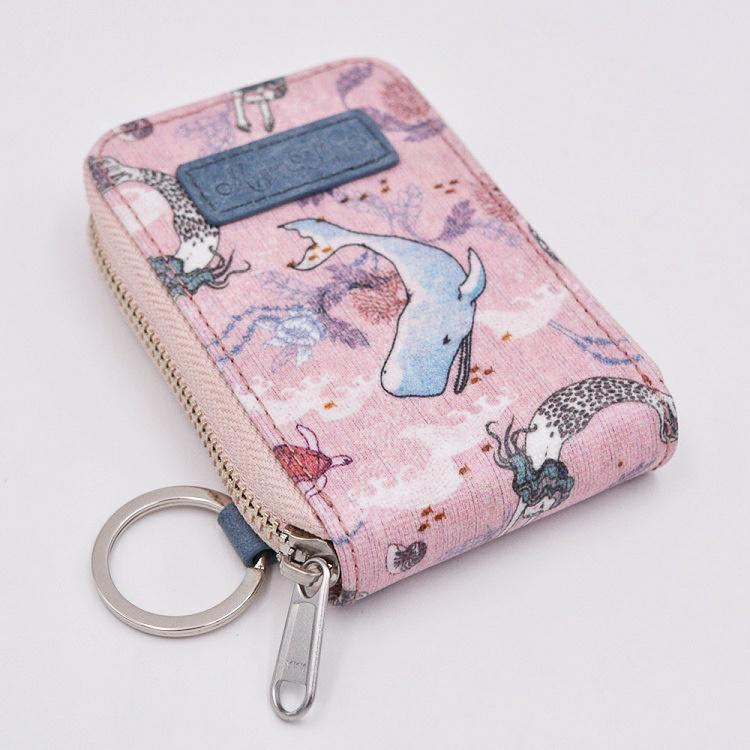 Oceana Mermaids Card Holder