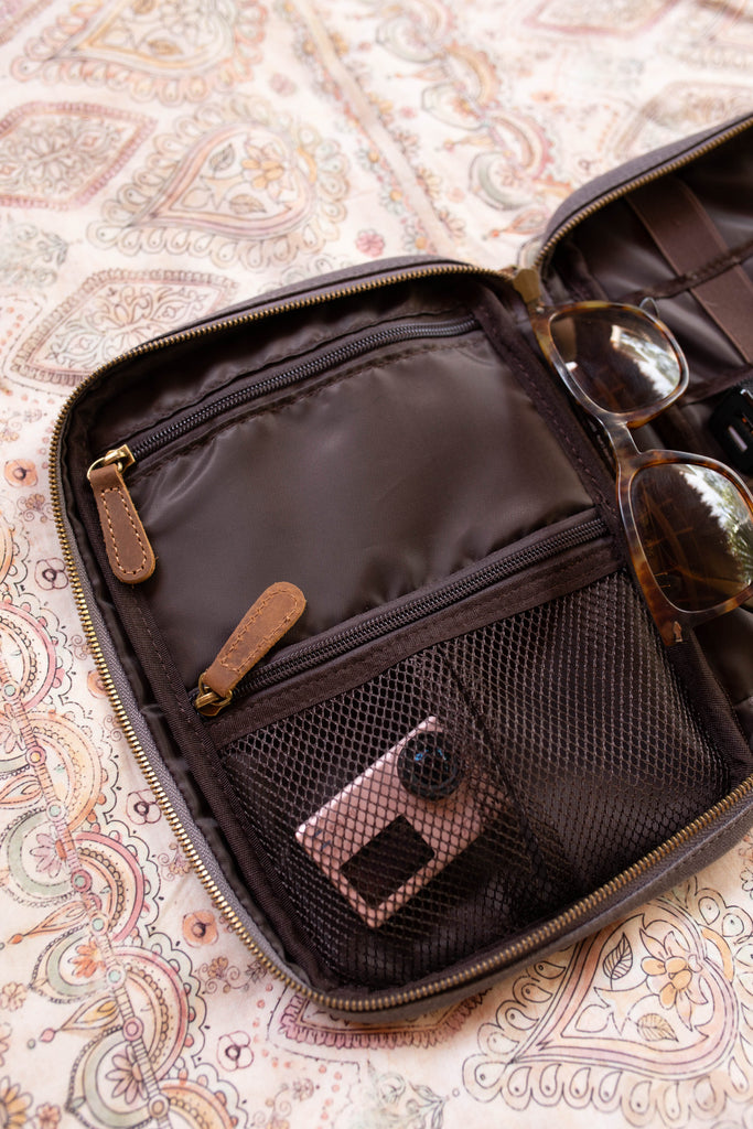 PRESALE- Slim Organization Case- Autumn Cinnamon