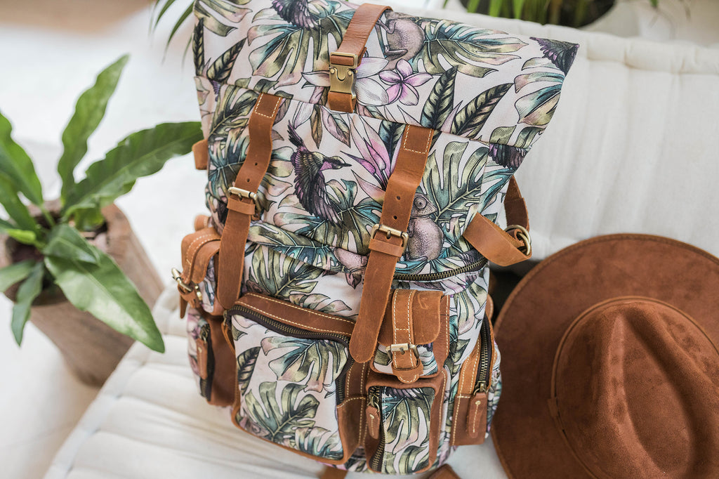 Rainforest Rucksack- Limited Edition