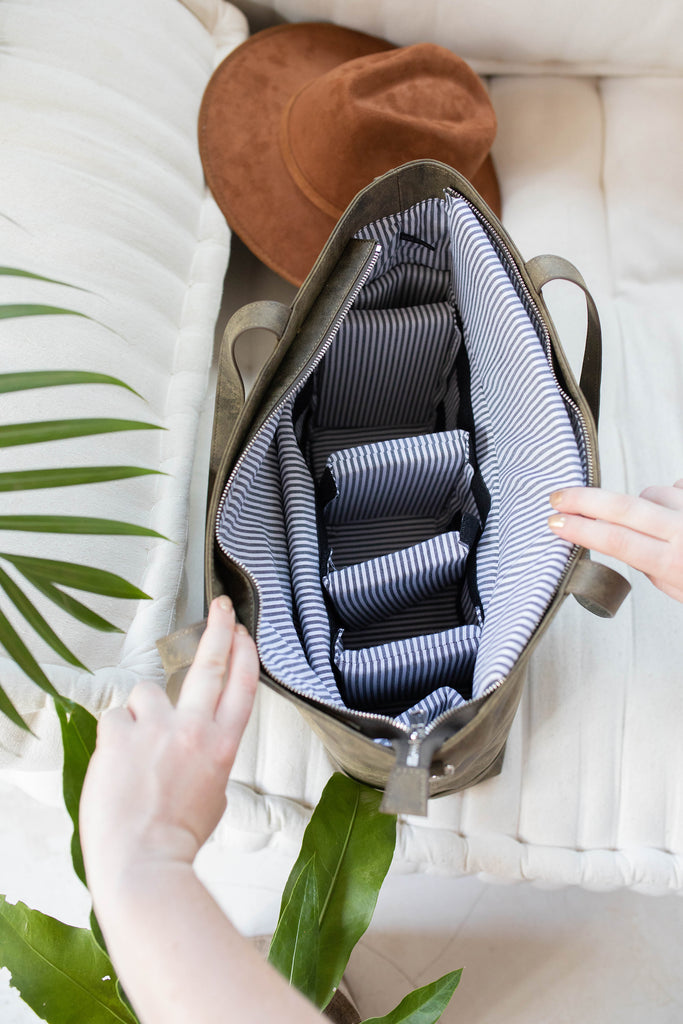 Sage-The Roam and Rise Carryall