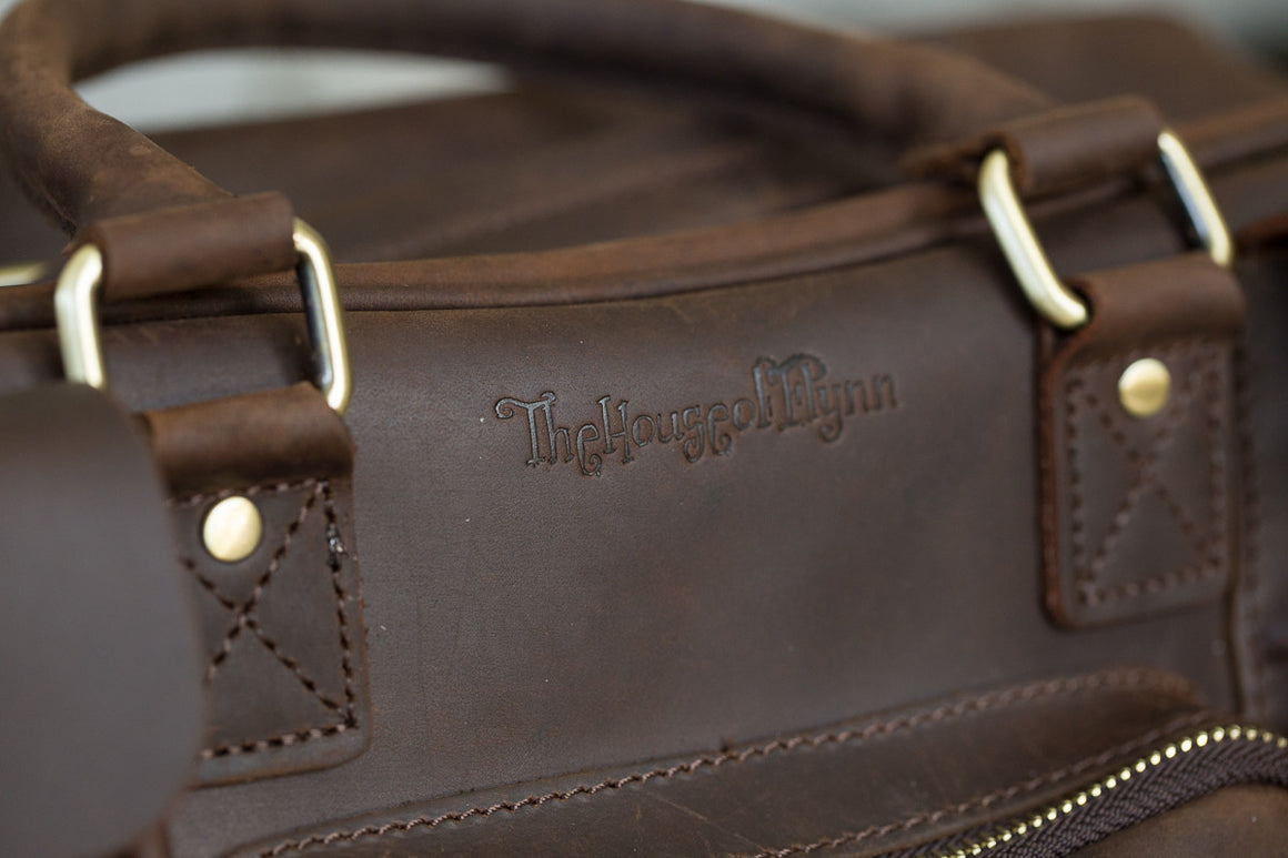 The Flying Dutchman Dark Brown Leather Evermore