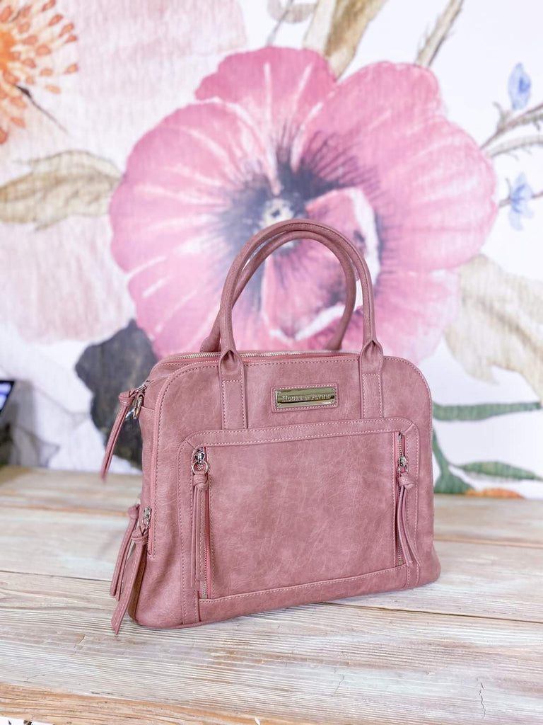 Luna Bag- Roaming Rose