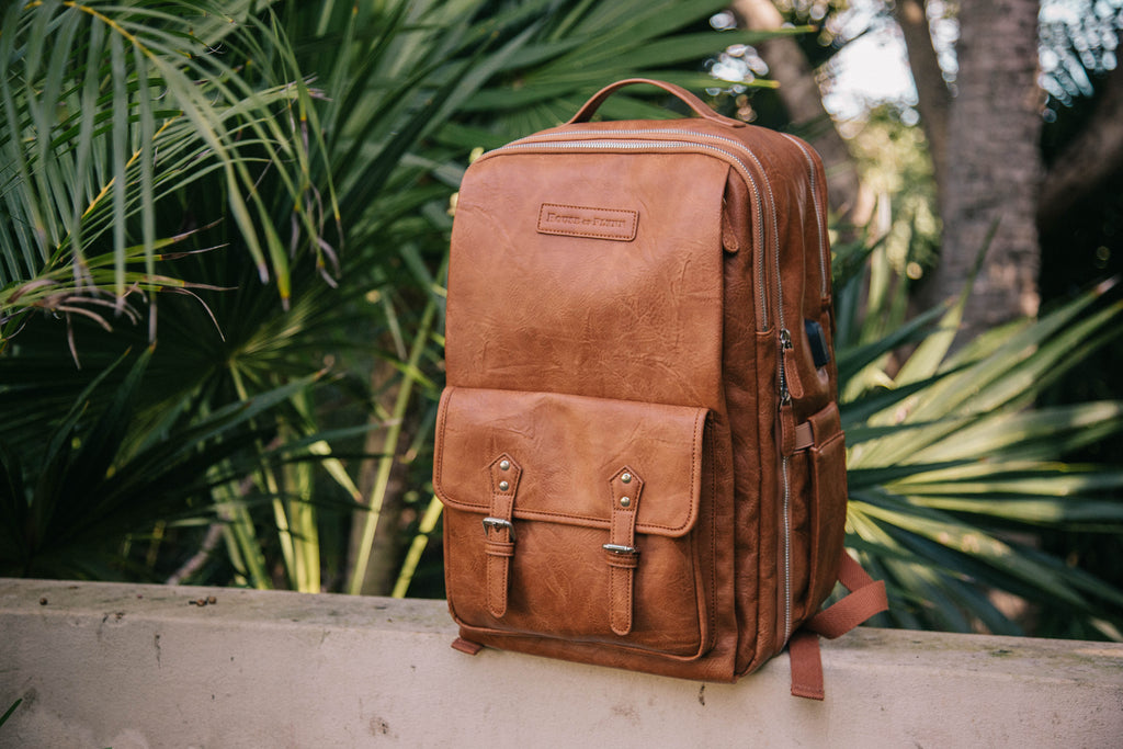 Willow Root Brown- Camera Backpack