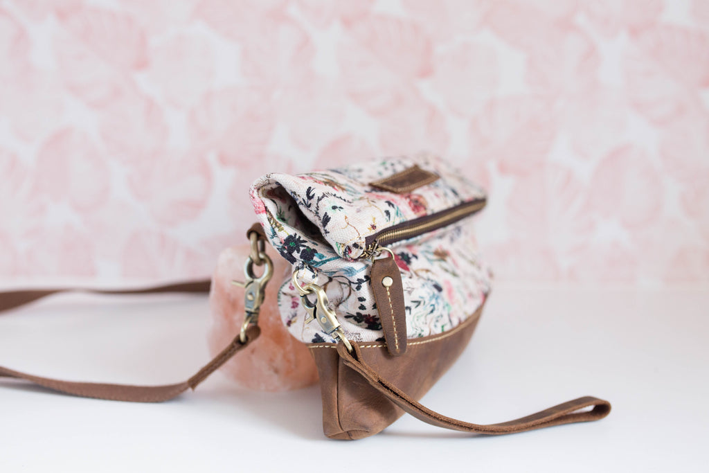 OOPS Clutches - Blush and Grape Fable