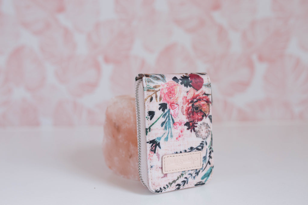 Blush Fable Card Holder