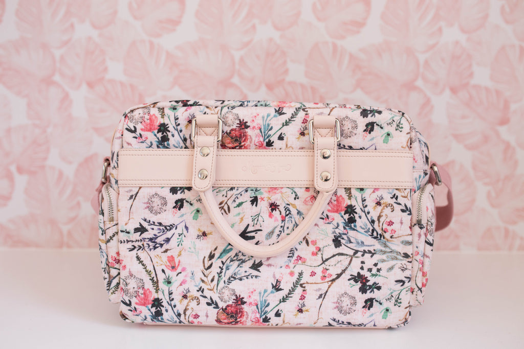 Blush Fable Floral MINI Evermore