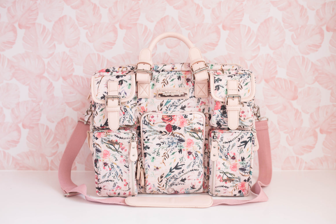 NEW!- Blush Fable Floral Evermore