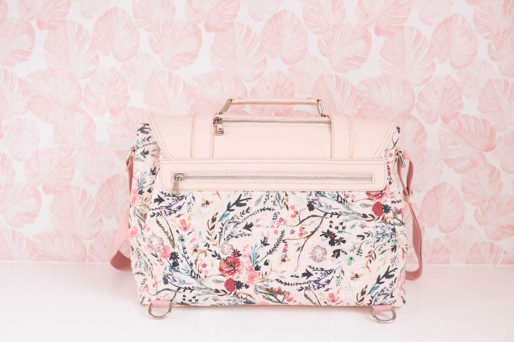 Blush Fable Floral- Siren