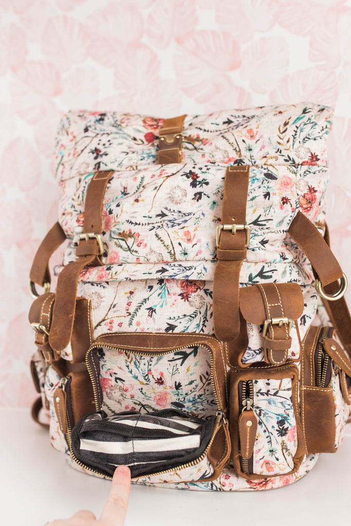 Presale- Blush Fable Rucksack