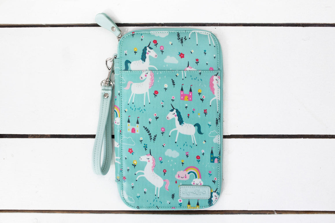 PRESALE- Unicorns Traveler's Wallet