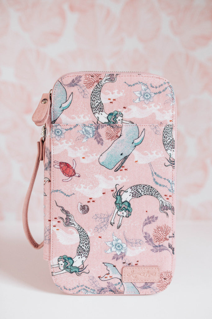 Oceana Mermaids Traveler's Wallet