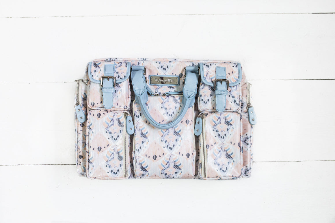 Bali Dreams Diaper Bag - Evermore
