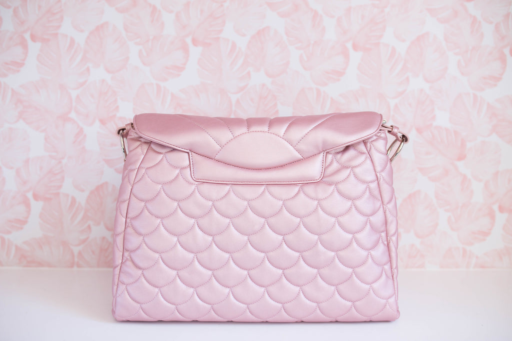 CLEARANCE- Pink Merbabe Bag