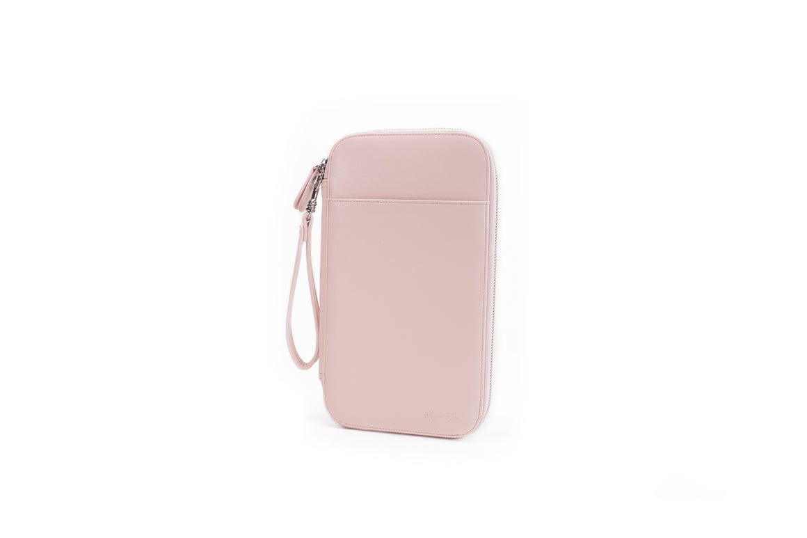 PRESALE- Apple Blossom Traveler's Wallet