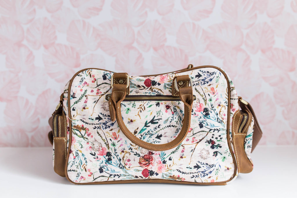 Blush Fable Canvas Mini Evermore