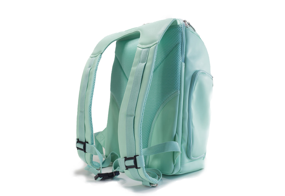 PRESALE- The Backpack- Blue Mint