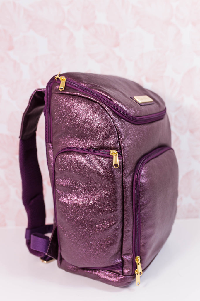 The Backpack - Voodoo Violet