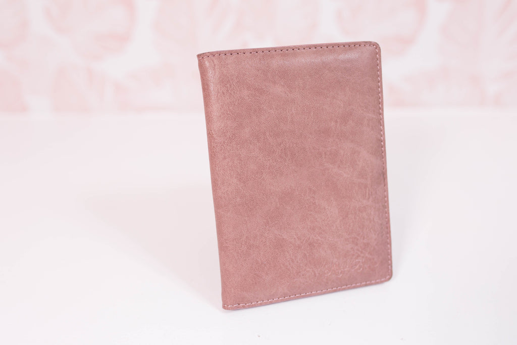 Roaming Rose Small Wallet/Passport Cover