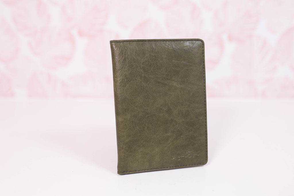 Summer Moss Small Wallet/Passport Cover