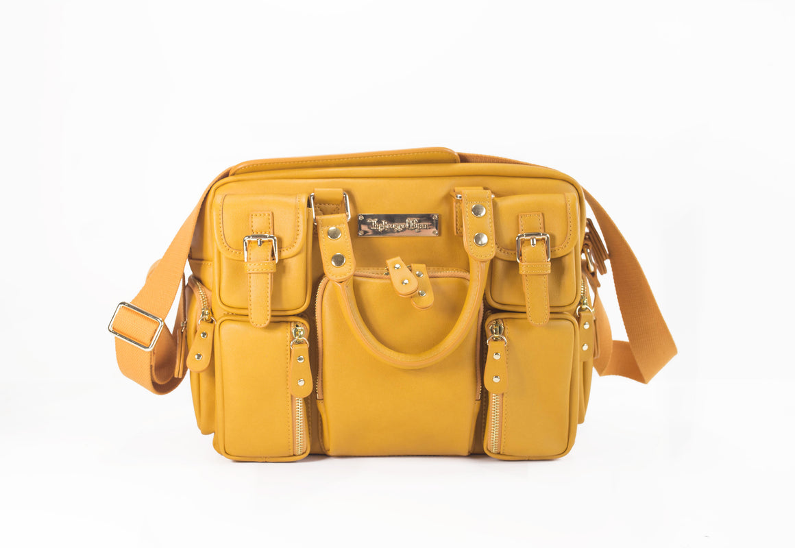 PRESALE- Mustard Yellow Mini Evermore
