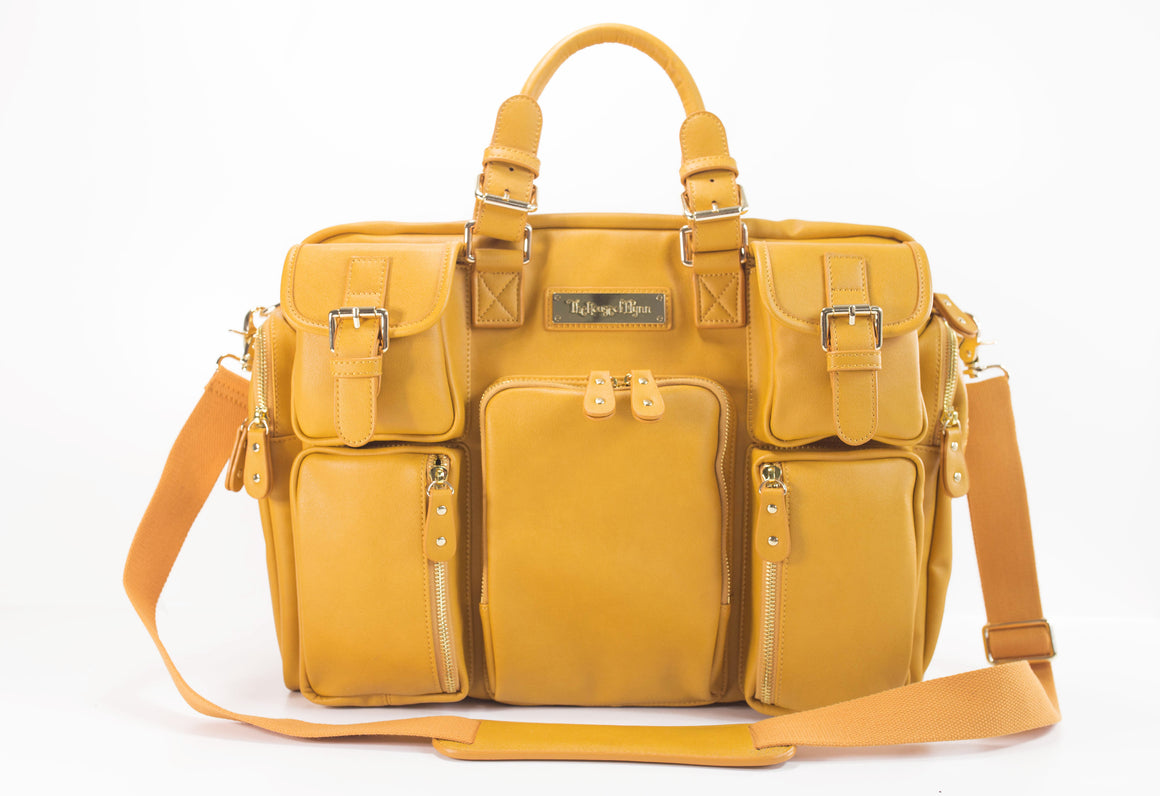 PRESALE- Mustard Yellow Evermore