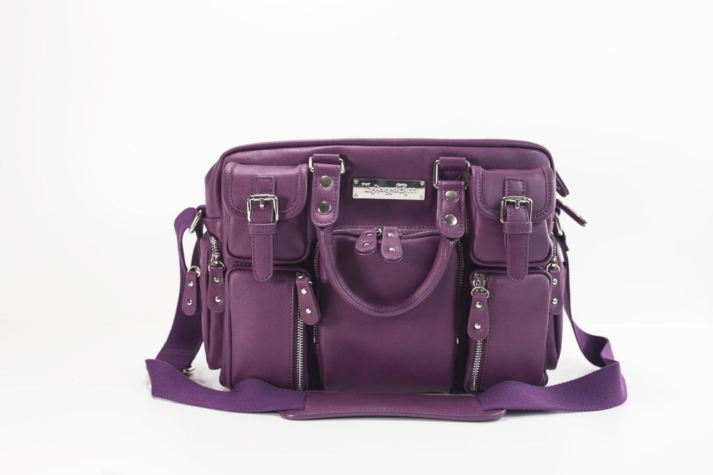 CLEARANCE- Royal Plum Mini Evermore