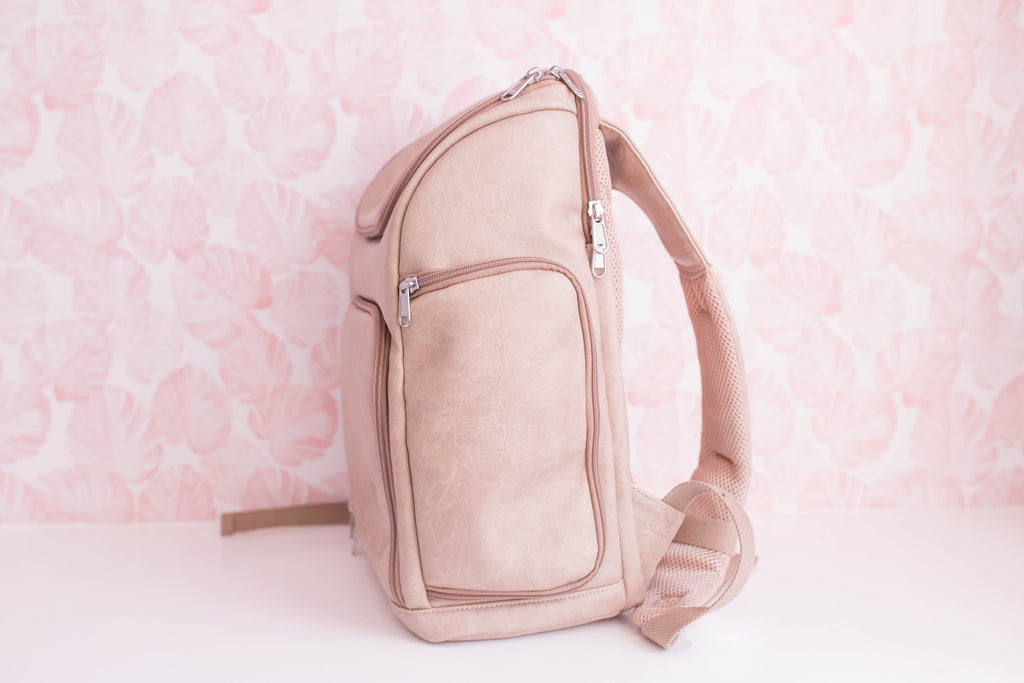 The Backpack - Sandstone