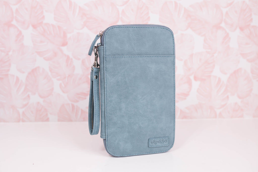 NEW- Waterbound Traveler's Wallet