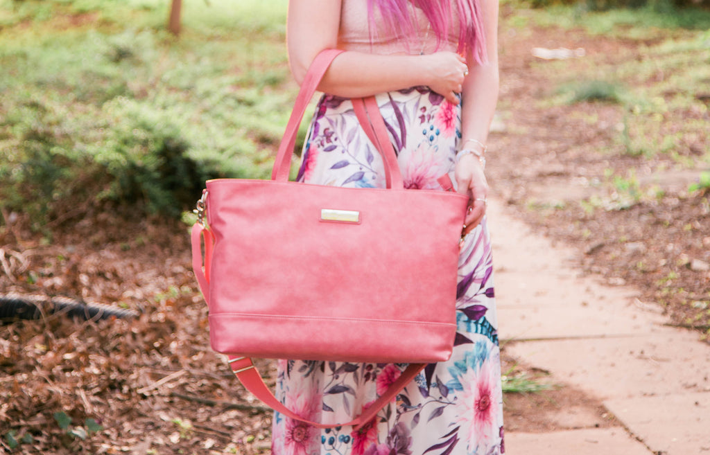 Wild Orchid-The Roam and Rise Carryall