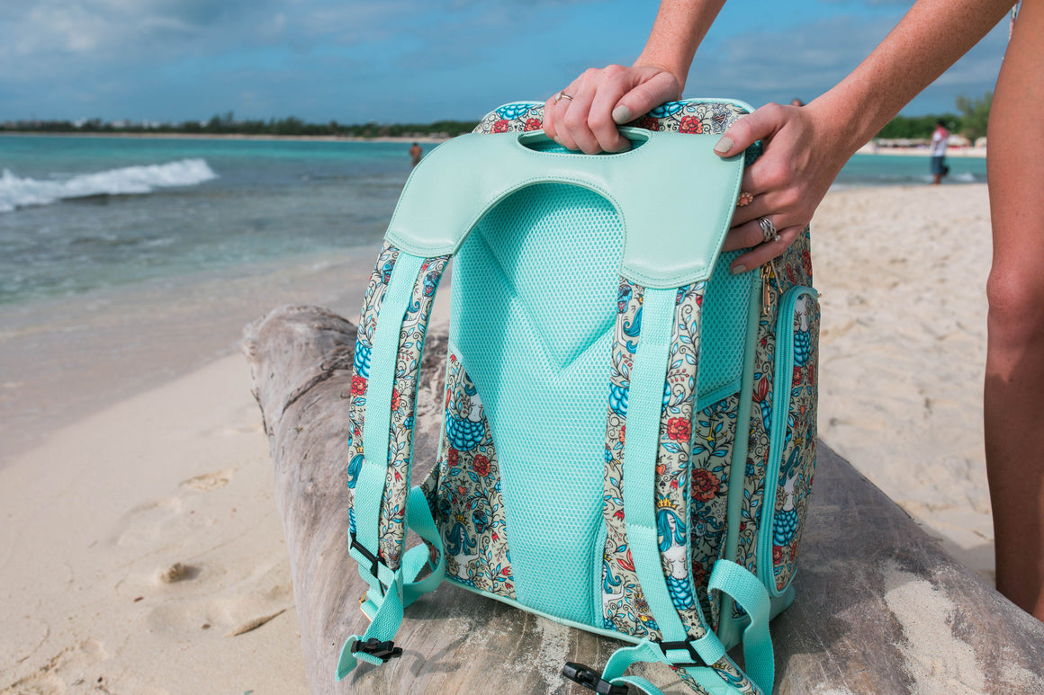 The Mermaid Backpack