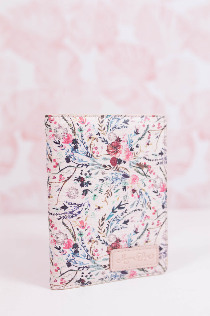 Blush Fable Small Wallet/Passport Cover