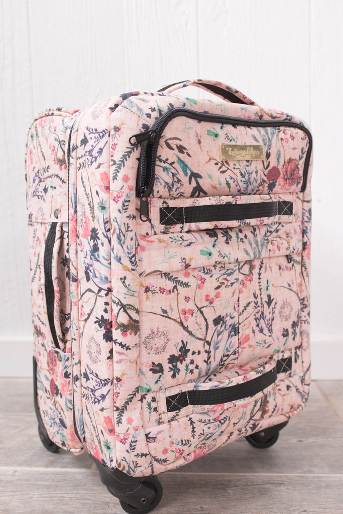 Blush Fable Camera Travel Shoot Rolling Bag