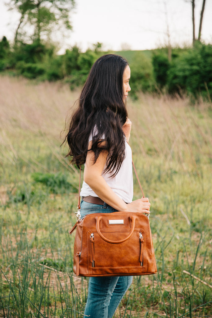 PRESALE- Luna Bag- Willow Root